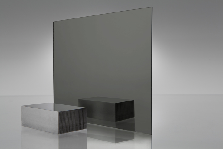 2064 Gray Smoke Mirror