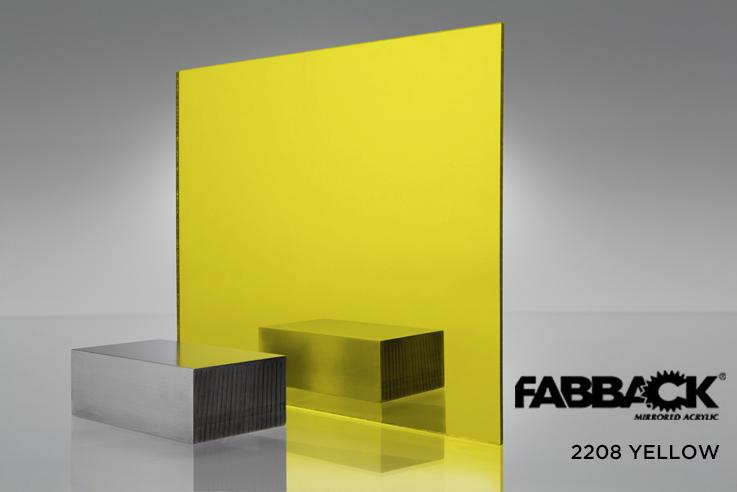 2208 Espejo amarillo