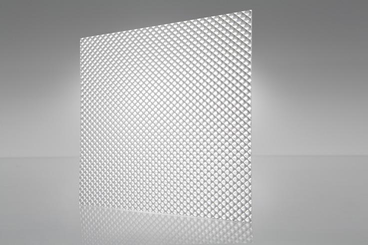 Patrón 12 (PL-21) Refractivo - Transparente
