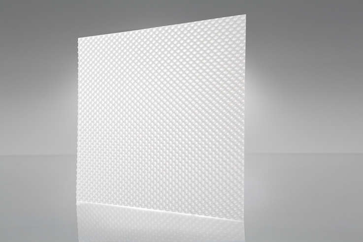 Pattern 12 (PL-21) Prismatic - White