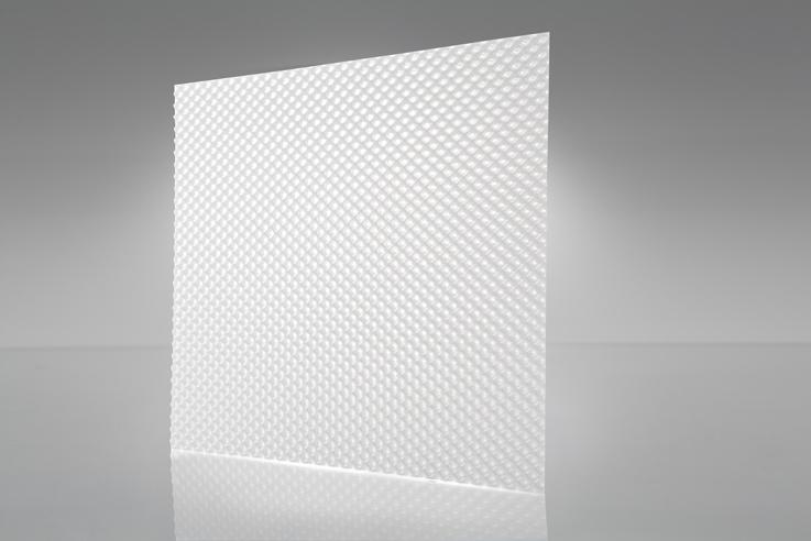 Patrón 12 (PL-21) Refractivo - Blanco