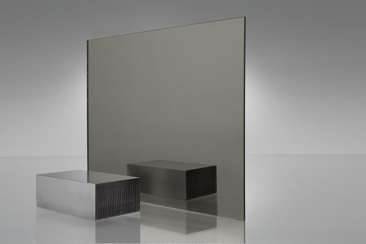 See-Thru-Mirror-2094 Gray Smoke